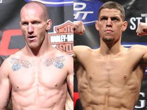 Nate Diaz vs. Gray Maynard Rubber Match Set for The Ultimate Fighter 18 Finale