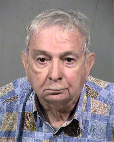 This undated photo provided by the Maricopa County Sheriff's Office shows John Feit. The former priest has been arrested Tuesday, Feb. 9, 2016, in Arizona in the 1960 slaying of a 25-year-old Texas schoolteacher and beauty queen, Irene Garza. (Maricopa County Sheriff's Office via AP)