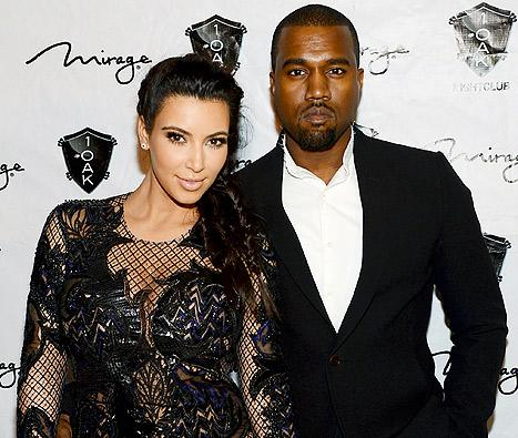 Kim Kardashian Gets $73,000 Cartier Bracelet From Kanye West for Valentine's Day