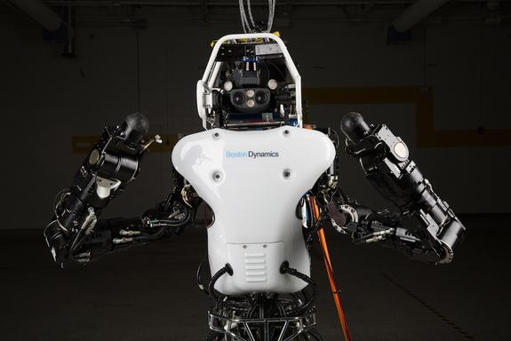 DARPA Overhauls 'Atlas' Robot Ahead of Competition This Summer