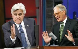 In Letterman- Leno Rivalry, Dave Gets Last Laugh