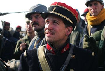 Guillaume Canet as Audebert in Sony Pictures Classics' Joyeux Noel