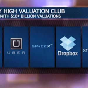 At $20B Airbnb Would Join Most High Valued Tech Companies