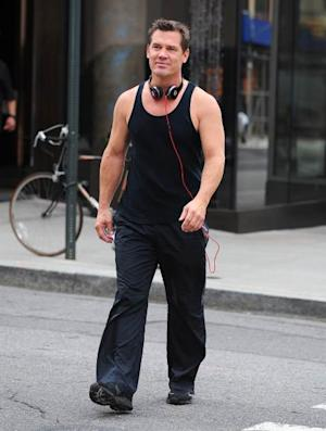 Josh Brolin is seen in Soho on September 13, 2013 in New York City -- Getty Images