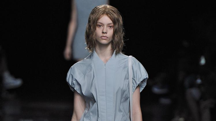 Theyskens' Theory - Runway RTW - Spring 2013 - New York Fashion Week