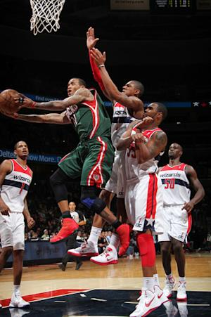 Ellis, Bucks drop Wizards to 0-4 with 101-91 win
