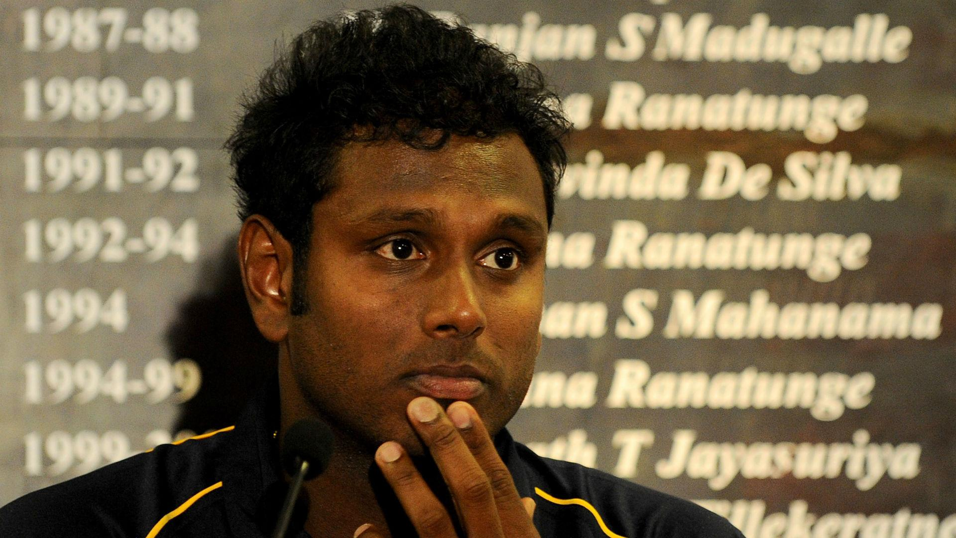 Mathews: Sri Lanka can win in New Zealand