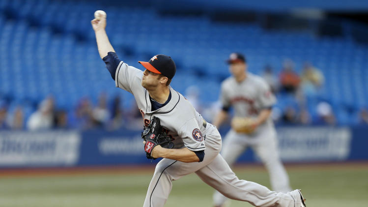 MLB: Houston Astros at Toronto Blue Jays
