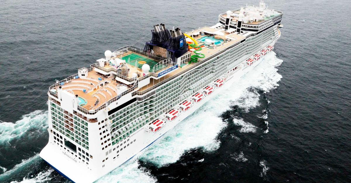 Norwegian's New Cruise Ship Is the Future (Photos)