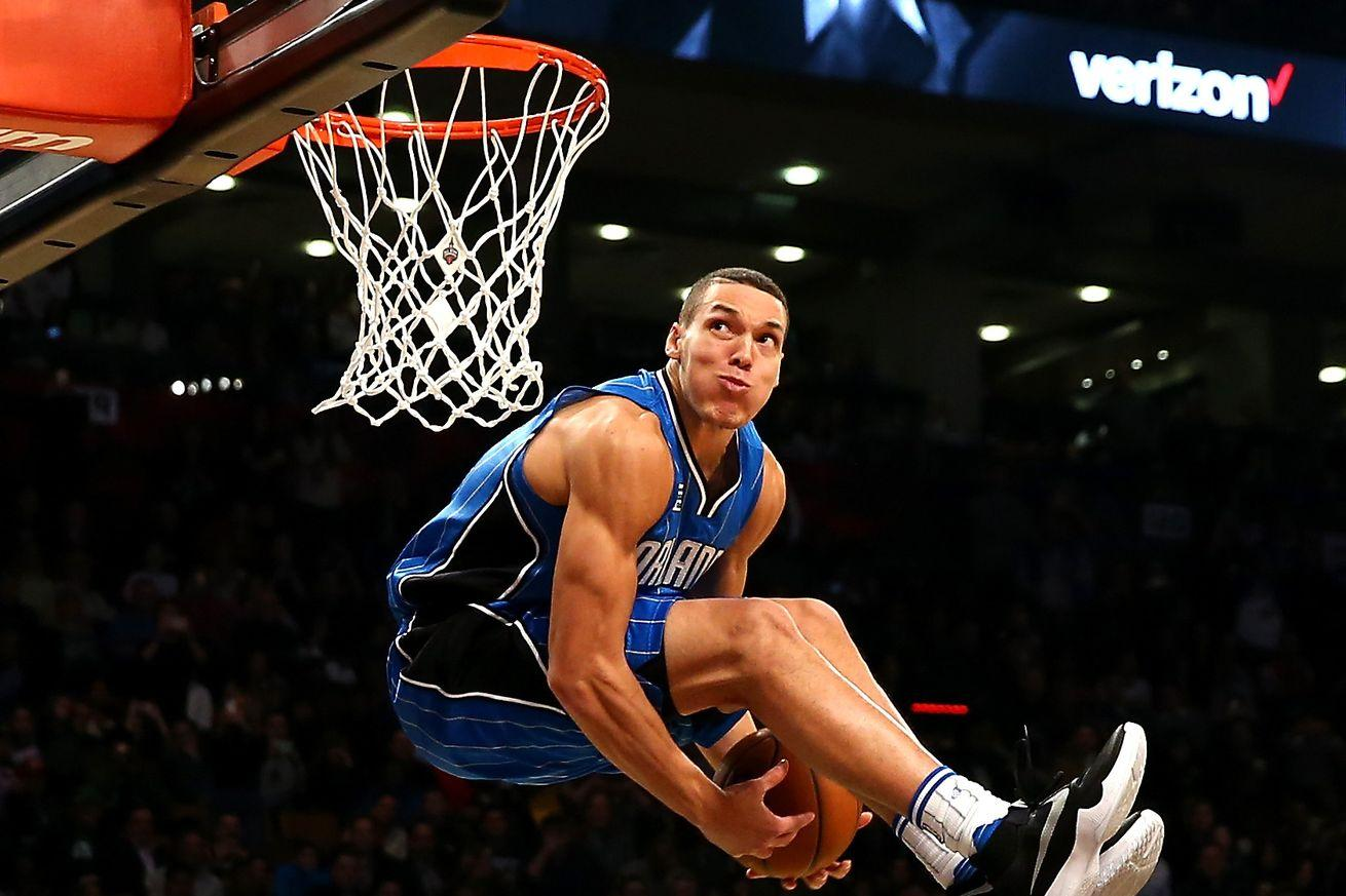 Aaron Gordon is the greatest dunk contest loser of all time