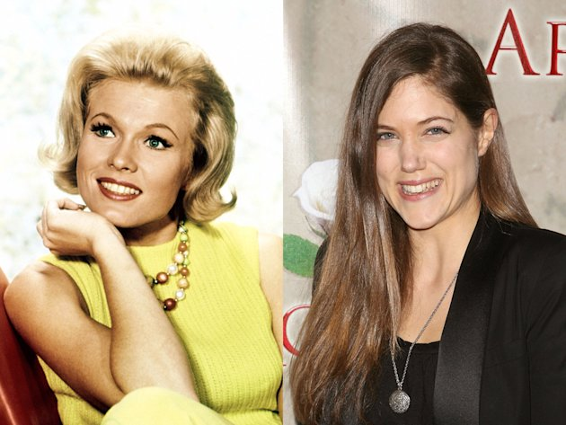 Pat Priest and Charity Wakefield …