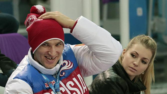 Kirilenko ends engagement to NHL star Ovechkin