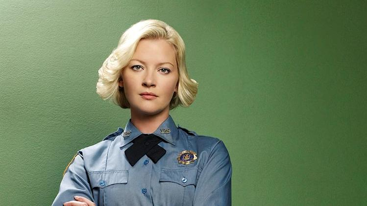 Gretchen Mol stars as Annie Norris on Life On Mars.