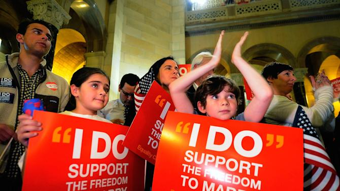 Federal Appeals Court Rules Anti-Gay Marriage Bill, Proposition 8 Unconstitutional