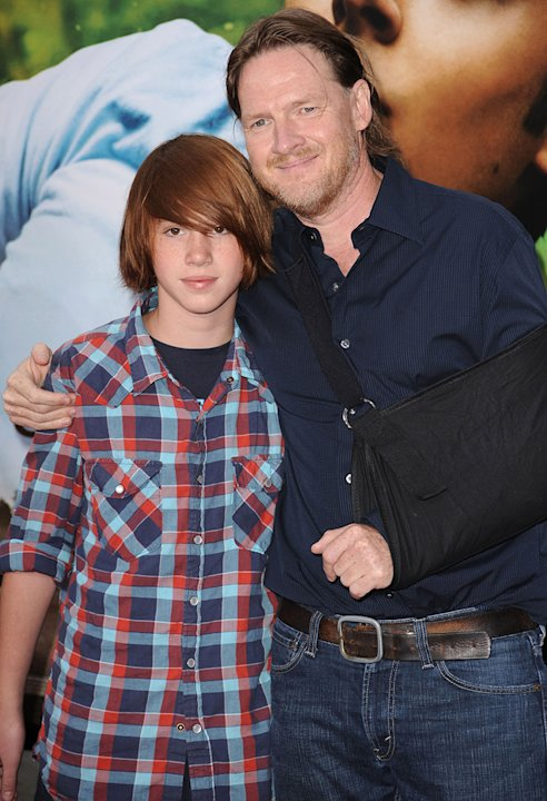 Charlie St. Cloud LA Premiere 2010 Donal Logue