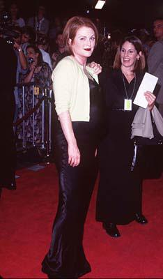 Julianne Moore at the Hollywood premiere of New Line's Boogie Nights