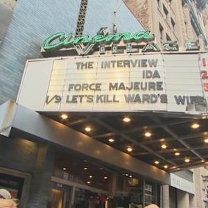 """Patriotism driving people to see """"The Interview"""""""