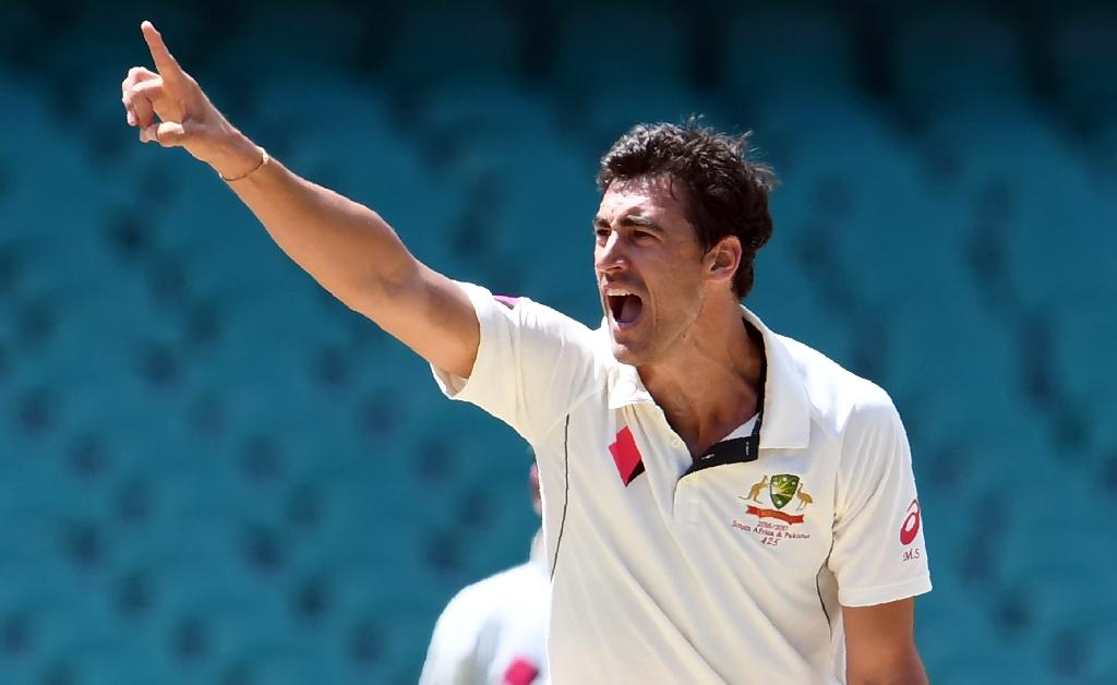 Starc and Marsh to miss Perth test against Pakistan