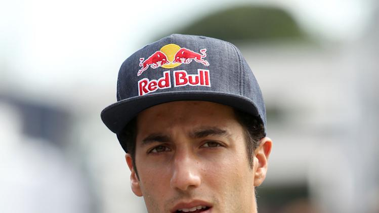 Motor Racing - Daniel Ricciardo File Photo