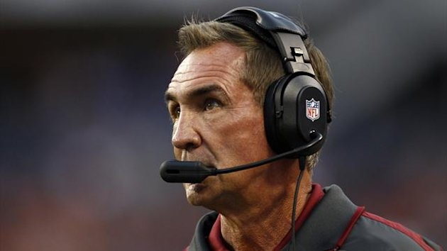 Former Washington Redskins head coach Mike Shanahan (Reuters)