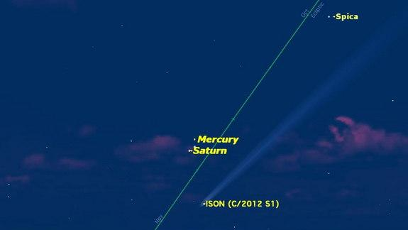 How to Spot 'Elusive Planet' Mercury in The Pre-Dawn Sky This Month