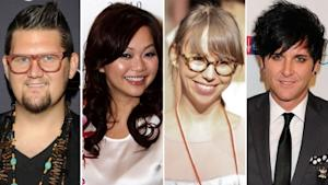 Past 'Project Runway' winner Jay McCarroll, Chloe Dao, Leanne Marshall and Seth Aaron Henderson   -- Getty Images