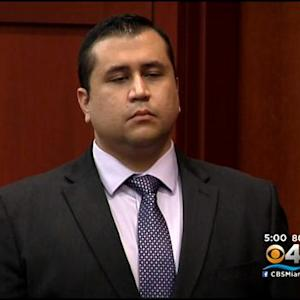 Zimmerman Will Not Face Federal Charges In Trayvon Martin's Death
