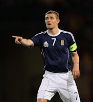 Darren Fletcher will not be rushed back into action for Scotland