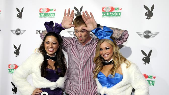 NFL: Super Bowl XLVII-The Playboy Party
