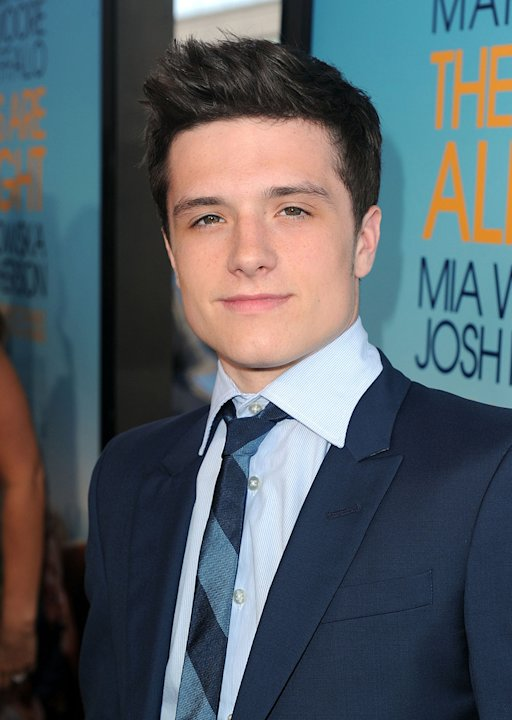 The Kids Are All Right LA Film Fest Premiere 2010 Josh Hutcherson
