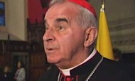 Britain&#39;s Top Cardinal Keith O&#39;Brien Resigns