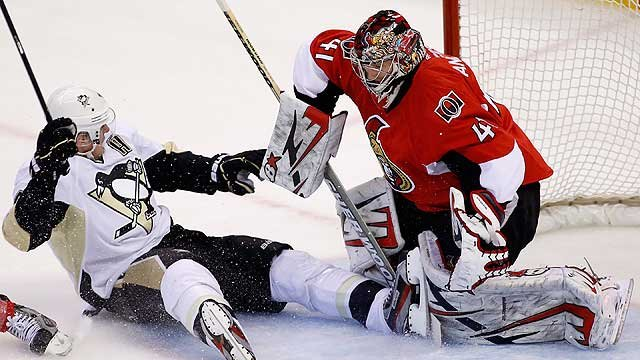 Craig Anderson key for Senators' chances