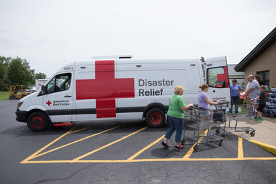 American Red Cross Foundation up With American Red Cross