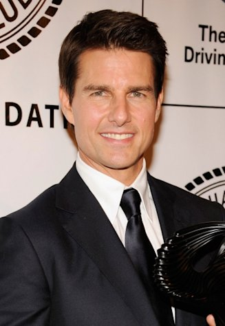Tom Cruise attends The Friars Club and Friars Foundation Honor of Tom Cruise at The Waldorf=Astoria on June 12, 2012 in New York City -- WireImage