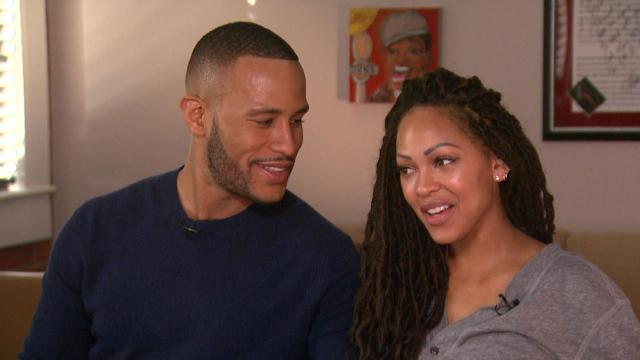 EXCLUSIVE: How Celibacy Brought Meagan Good and Husband DeVon Franklin Closer Together