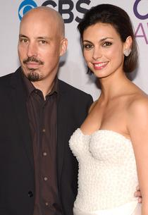 Austin Chick, Morena Baccarin | Photo Credits: Kevin Mazur/WireImage/Getty Images