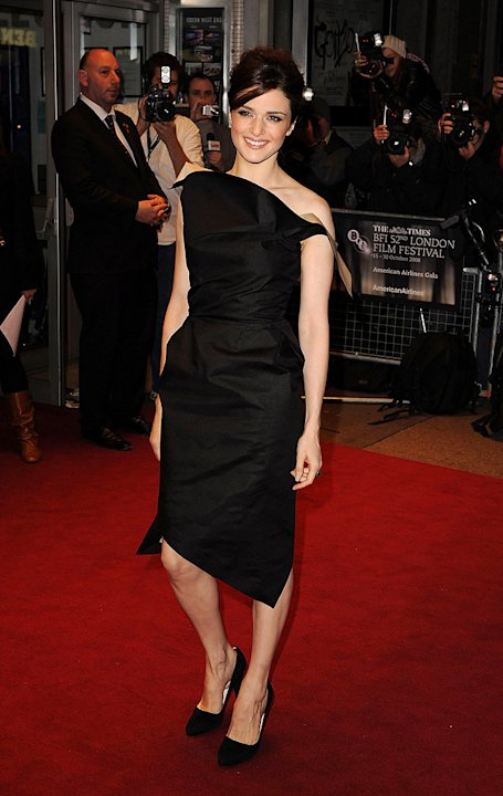 London Film Festival 2008 The Brothers Bloom Premiere Rachel Weisz
