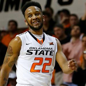 Big 12 Big Plays: Oklahoma State's Jeff Newberry Takes Flight For Alley-oop