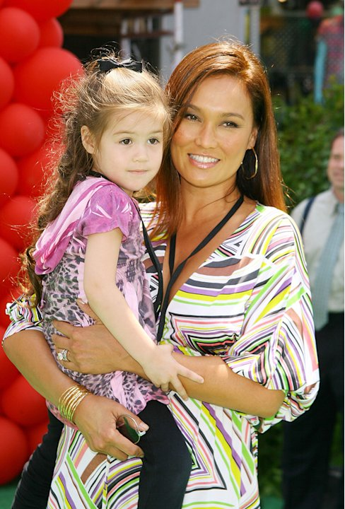 Up LA Premiere 2009 Tia Carrere