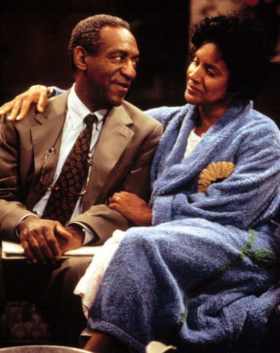 Cliff and Clair Huxtable (The …