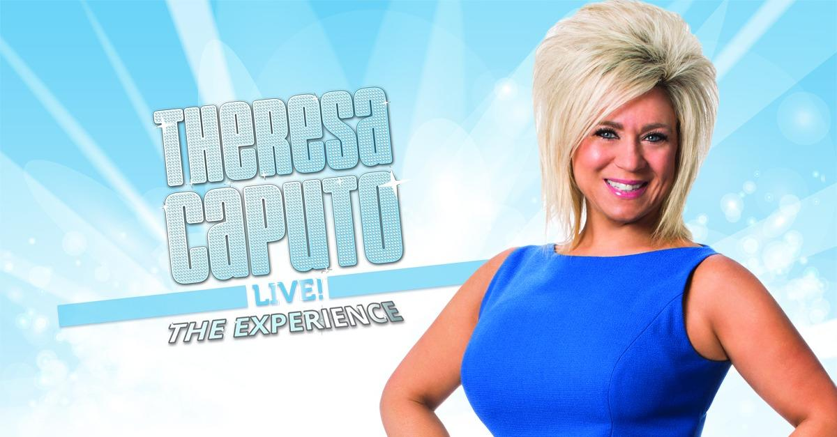 See Theresa Caputo Live in Allen, TX!