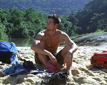 Josh Duhamel in Fox Atomic's Turistas