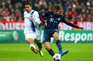 Muller: Bayern showed 'human side' in Manchester City defeat
