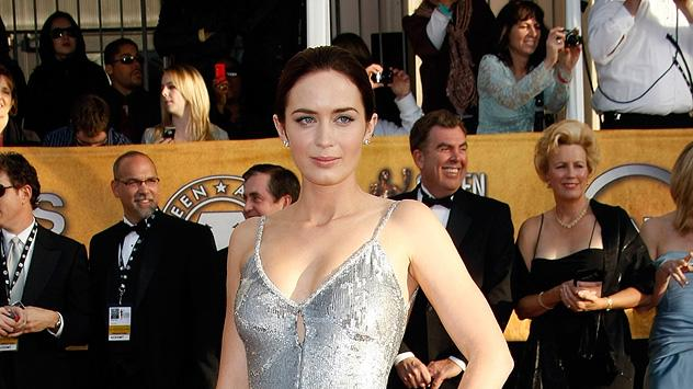 15th Annual Screen Actors Guild Awards 2009 Emily Blunt