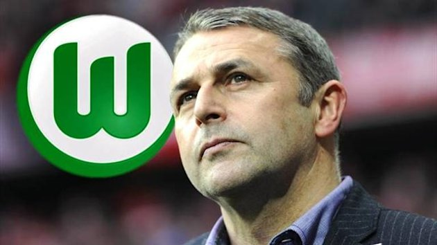 Werder Bremen sports director Klaus Allofs