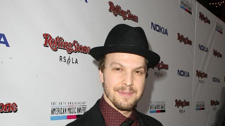 Gavin DeGraw arrives at the Rolling Stone American Music Awards After Party, on Sunday, Nov. 18, 2012 in Los Angeles. (Photo by Casey Rodgers/Invision for Nokia/AP Images) **Please include any additional event details in the second sentence of the caption.