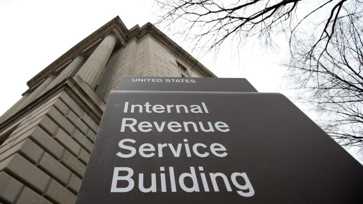 IG: IRS credit cards used for wine, pornography