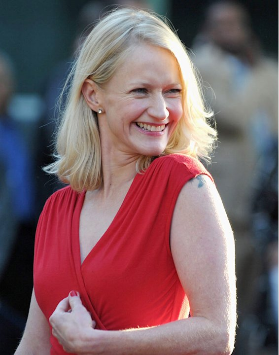 Paula Malcomson attends FX's &quot;Sons Of Anarchy&quot; Season 3 premiere on August 30, 2010, in Hollywood. 