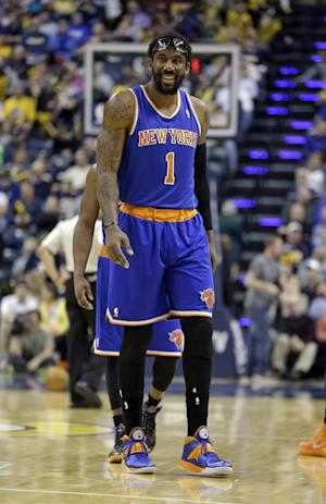 Knicks' Stoudemire, Martin could miss 2 weeks