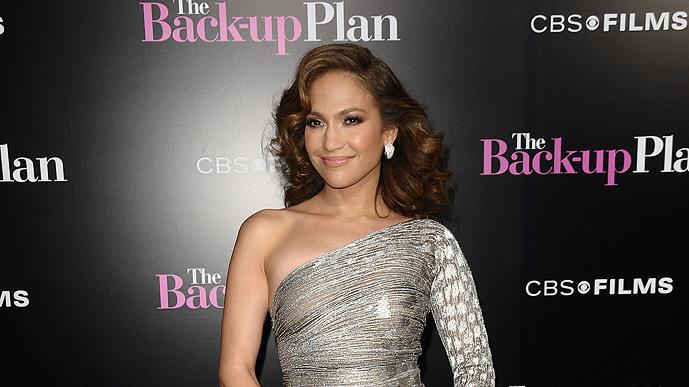 The Back up Plan LA premiere 2010 Jennifer Lopez